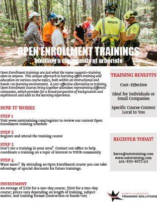 Open Enrollment Training