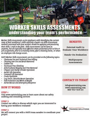 Worker Skills Assessments