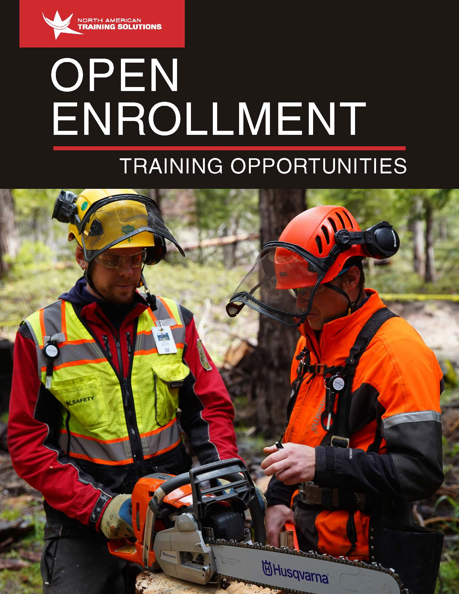 Open Enrollment Training