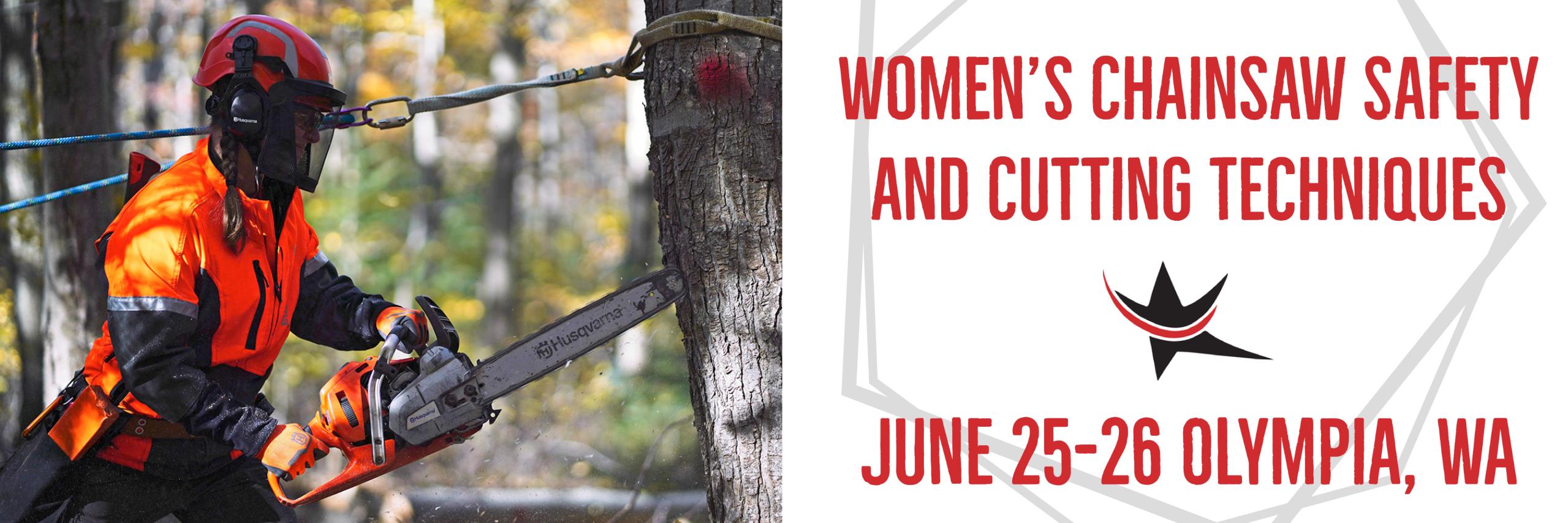 Womens Chainsaw