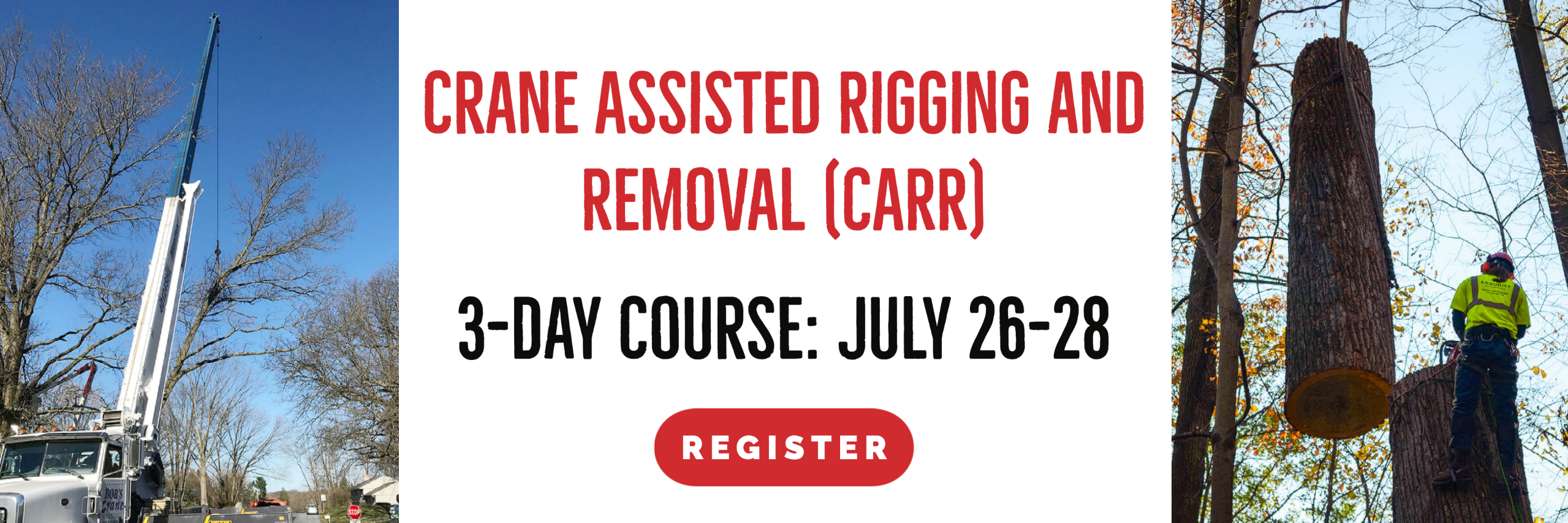 Crane Assisted Rigging Removal